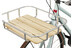 Red Cycling Products Front Tray pyöräkori , beige/hopea